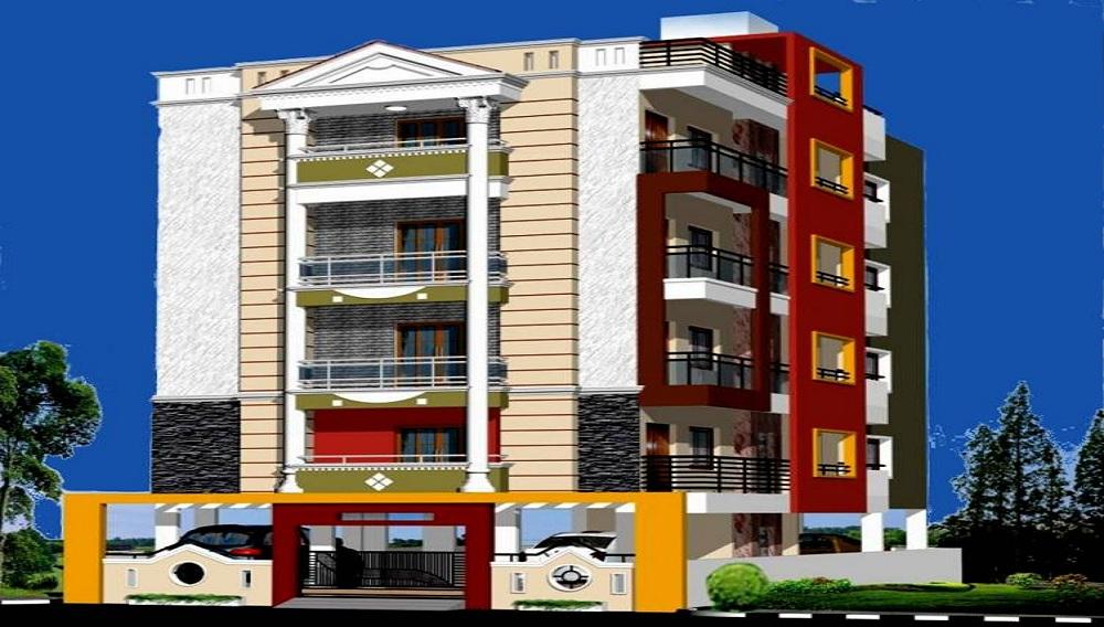 Laavanya Swarnamukhi Residency