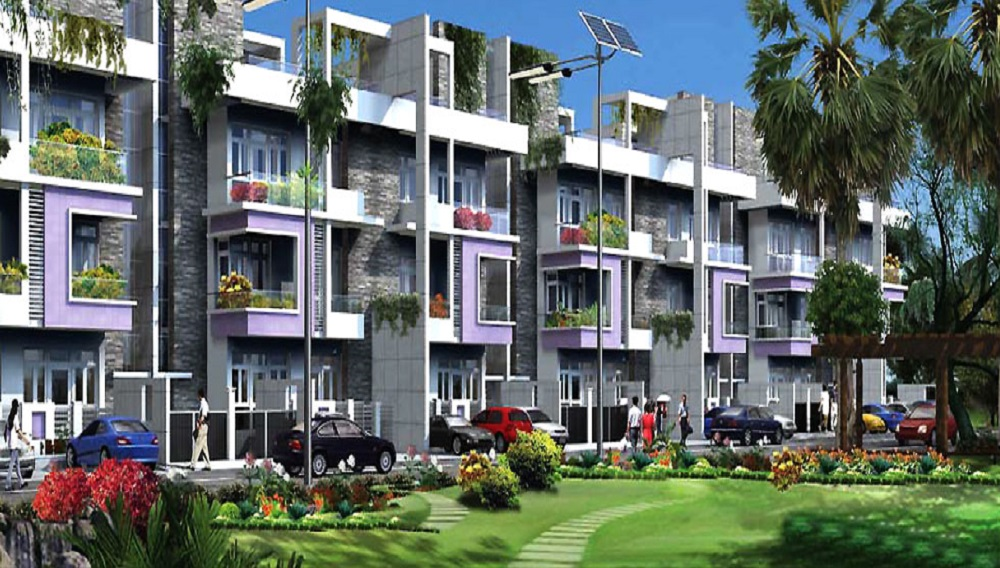 Ansal The Fernhill Garden Homes Villas