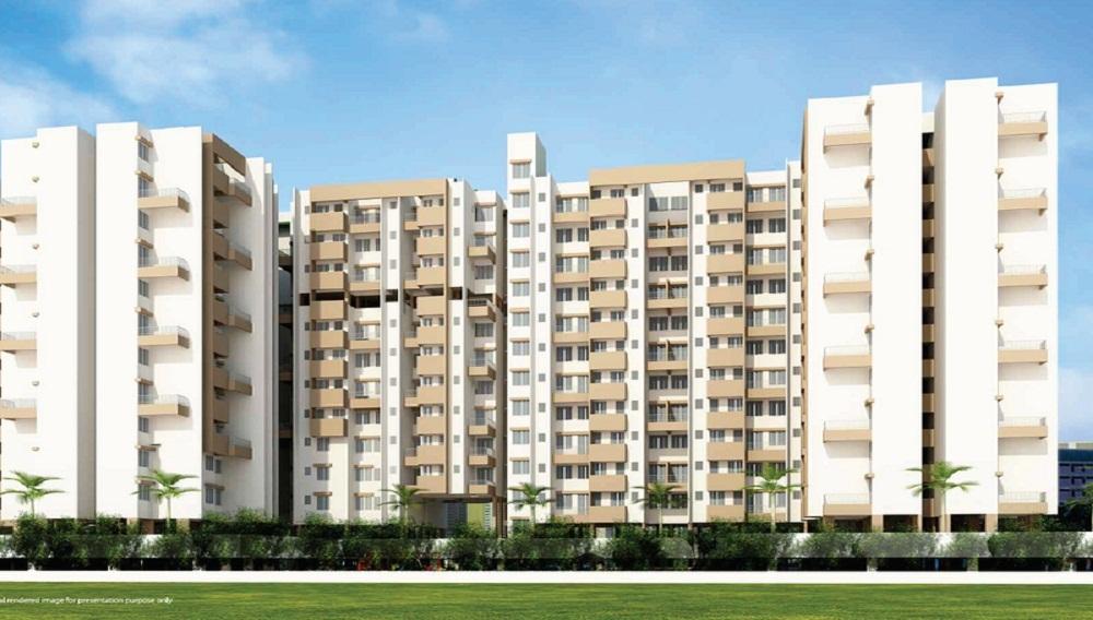 Jhamtani Ace Aastha Building A