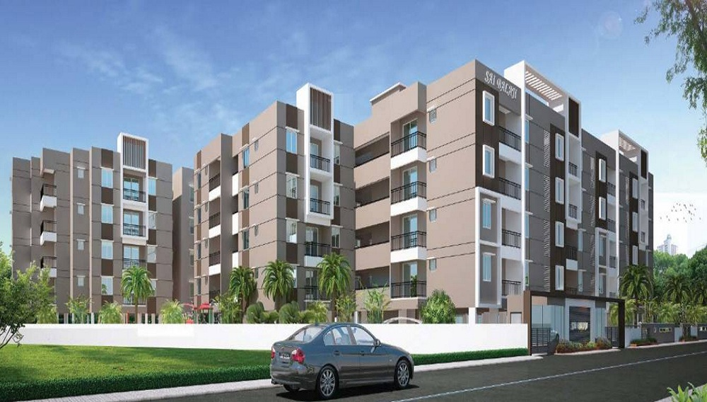 Sri Dwaraka Sai Balaji Residency