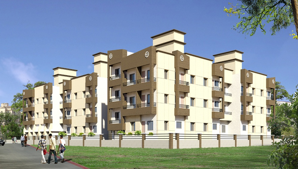 Venkatesh Swapnanagari L Building