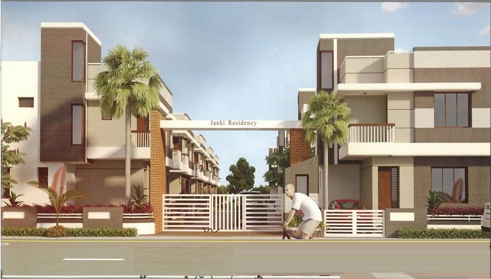 A Square Janki Residency
