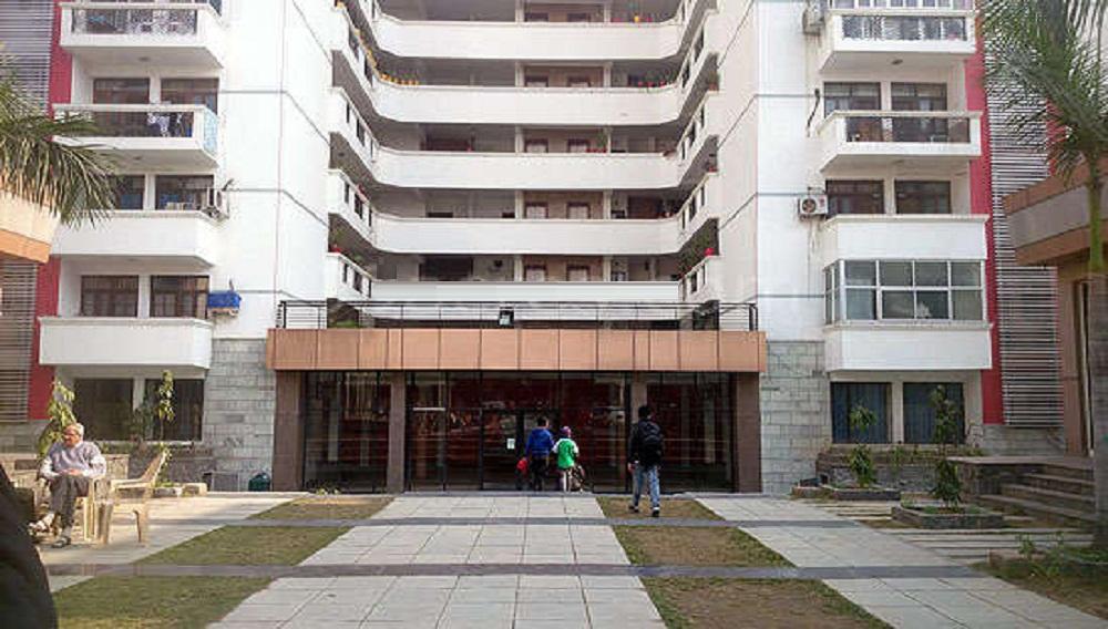 Manchanda Eastend Apartments