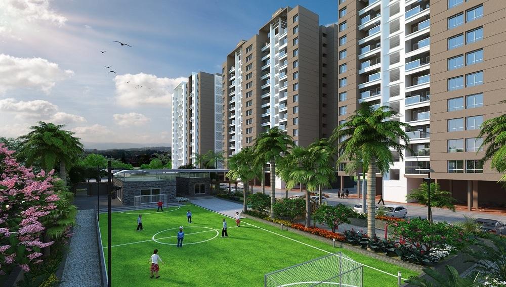 Ganga Fernhill Phase 1