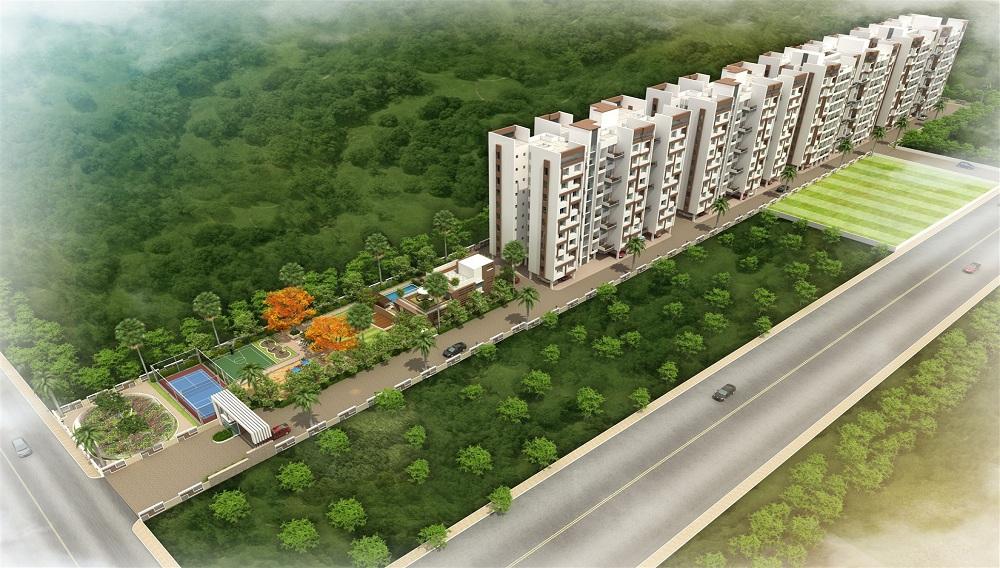 Anandtara Whitefield Residences Phase 2