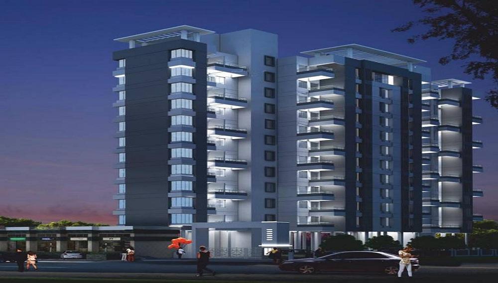 Chordiya Arihant Galaxy B Building