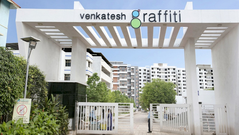 Venkatesh Graffiti Phase 4