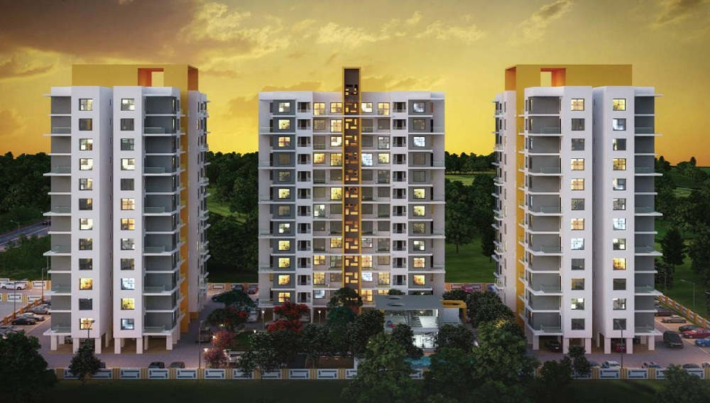 Saptsiddhi Savali Saffron Phase 1
