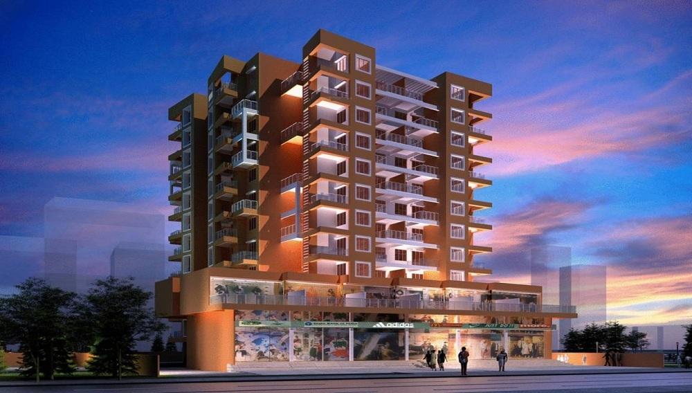 Balaji Oriana Crest Apartment
