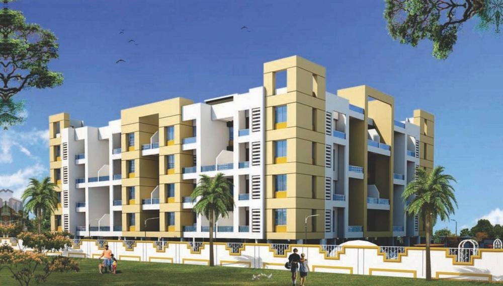 Pratham Yash Residency Phase 3