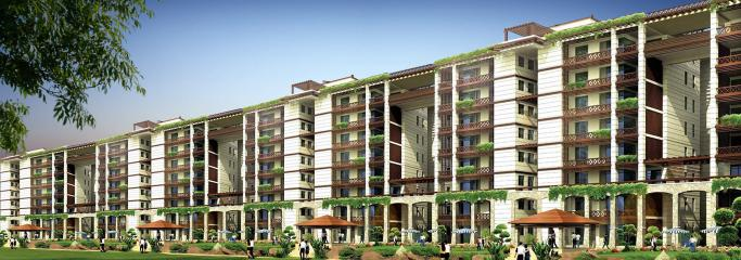 Jaypee Greens Pebble Court