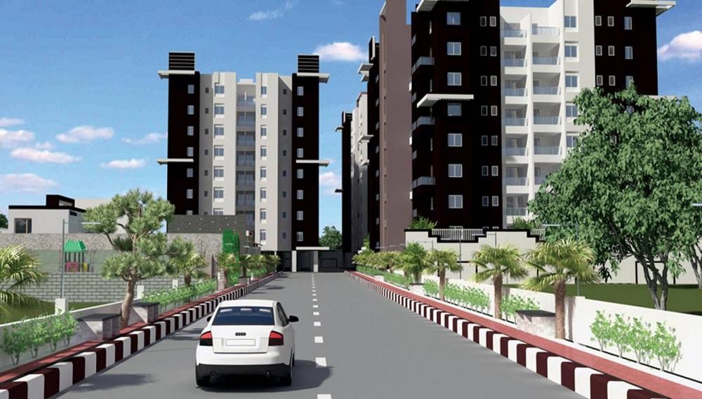 Amarnath Paramount Smart City