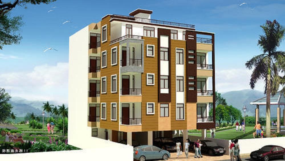 Naman Neelkanth Apartment