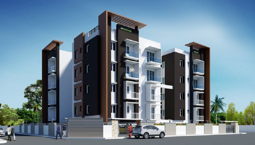 Arruj Golden Lake Apartments