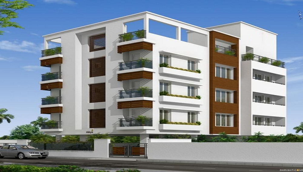 Vastulaxmi Residency