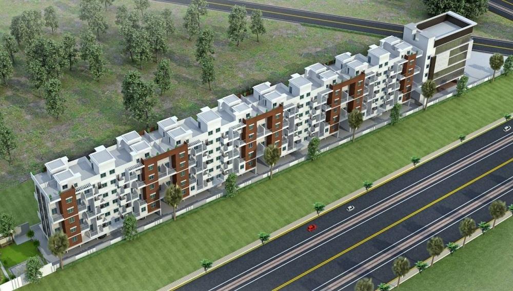 Swaraaj Paradise Phase 1
