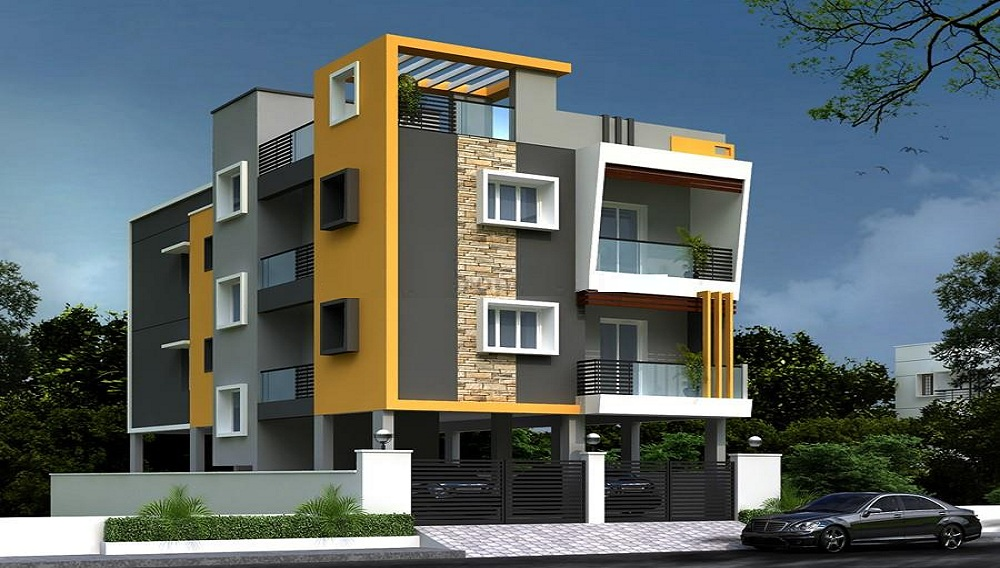 Siddhivinayak Developers Harshada Heights