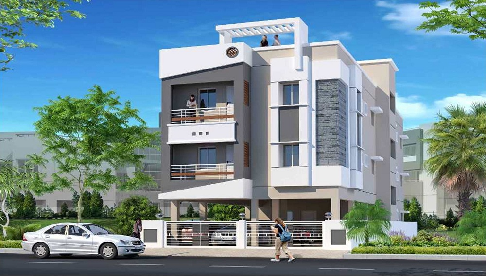 Regency Vinayakam Residency