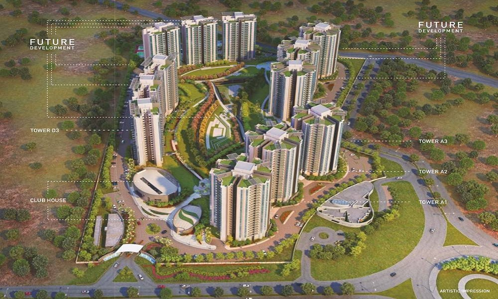 Kasturi Building A3 Eon Homes