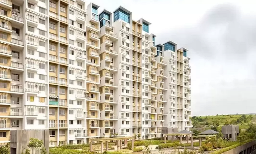 Kumar Hill View Residency Phase I Project II Building A And B
