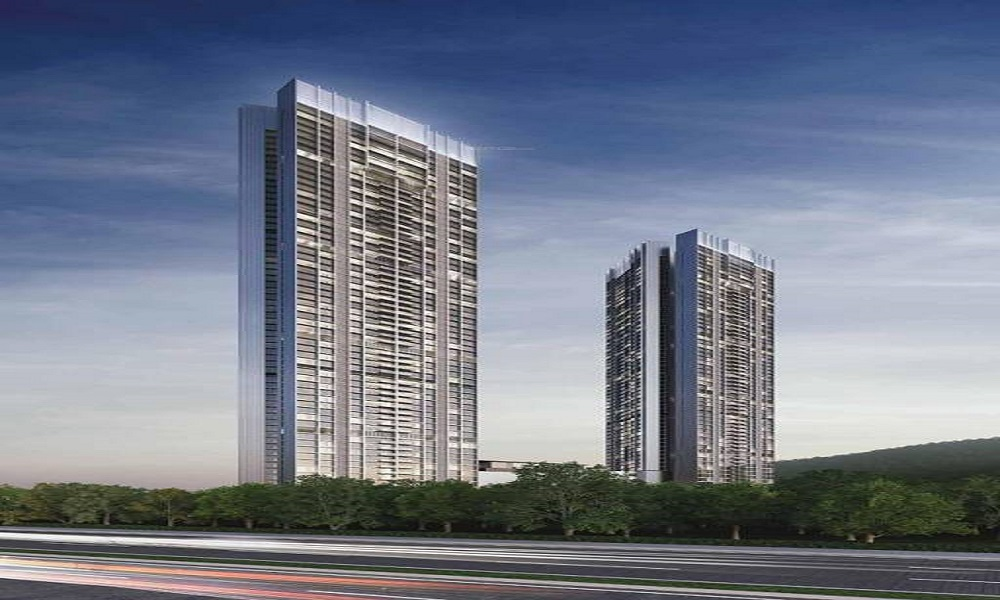 Oberoi Enigma Towers A And B