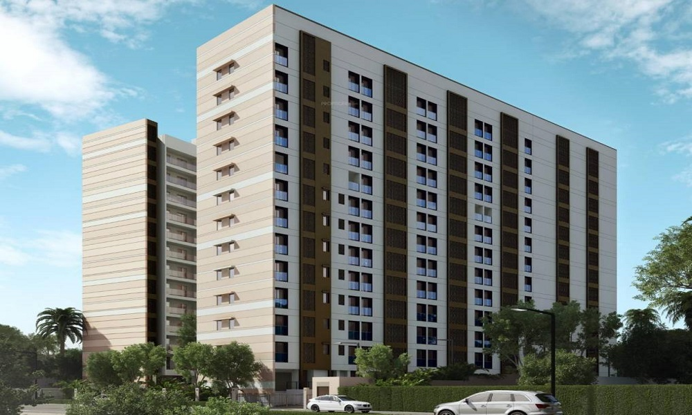 Mahindra Vivante Building Number 1 And 2