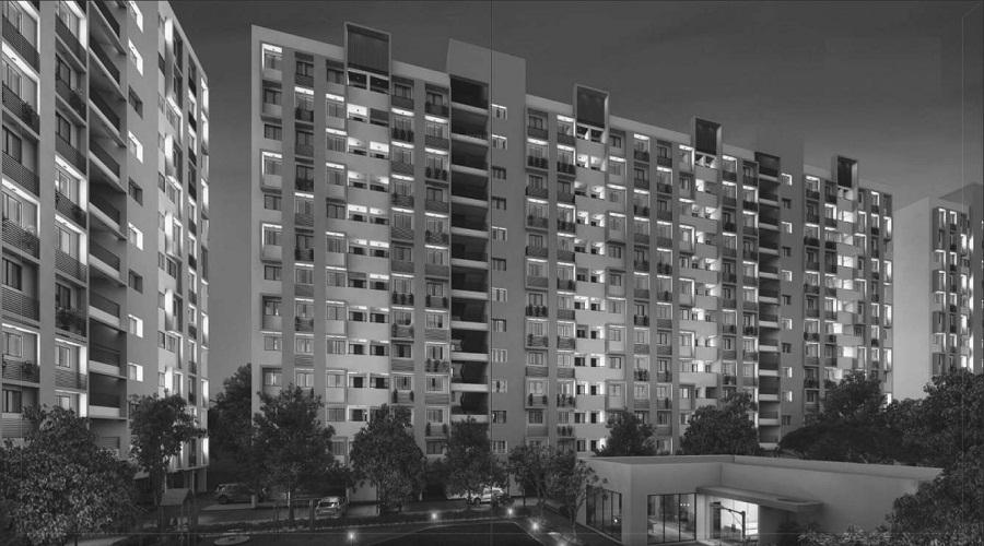 Safal Aakash Residency Phase 2