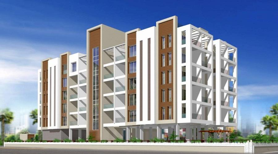 Kolte Patil Life Republic Sector R16 16th Avenue Arezo F Build