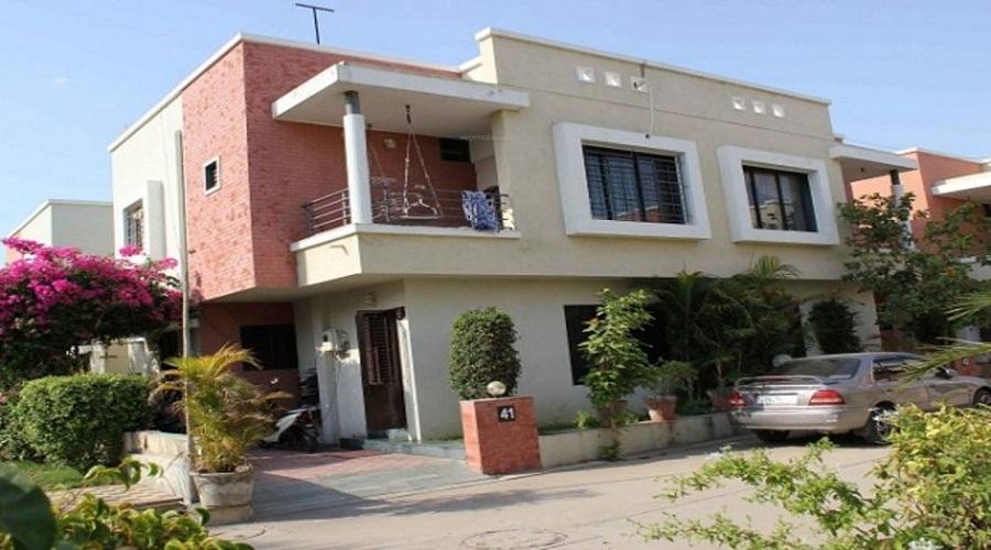 Hari Om Hariom Residency