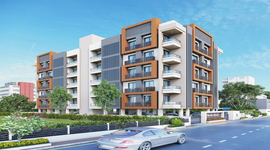 Sheth Moonvihar Flats
