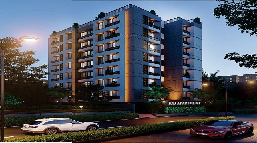Raj Harsh Apartment