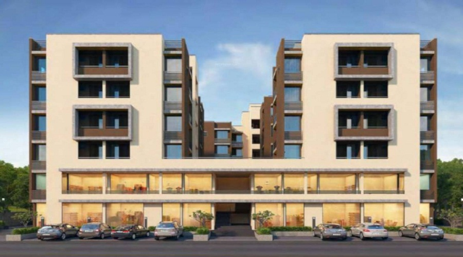 Shree Prerana Padmavati Residency