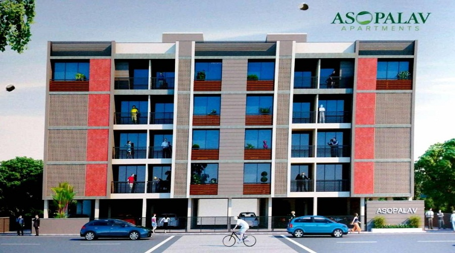 Satej Asopalav Apartments