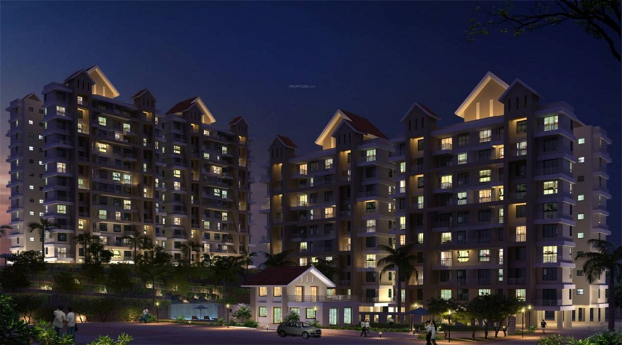 Vedant Kingston Serene Phase 2 A1 A2 B1 And B2 Wing