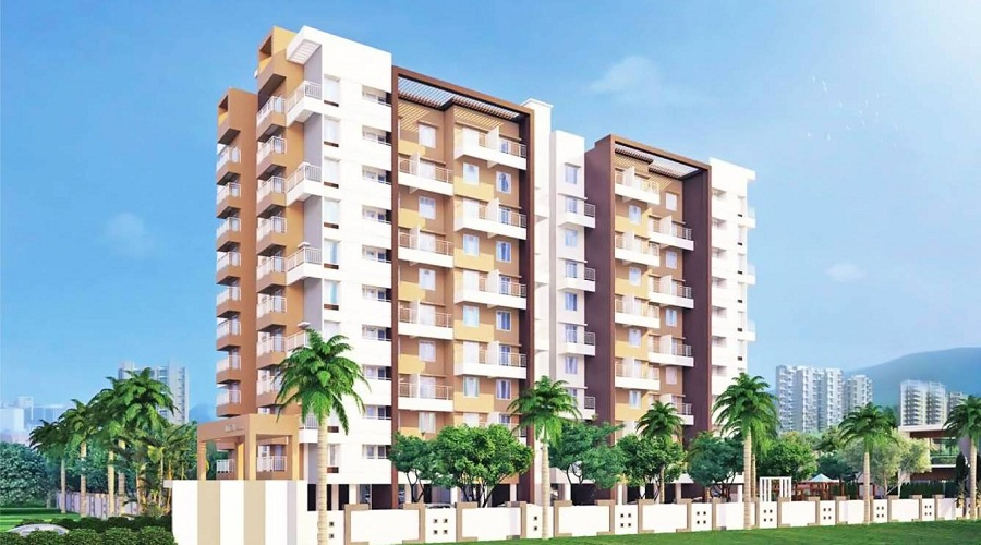 Zenith Utsav Residency Phase II Wagholi