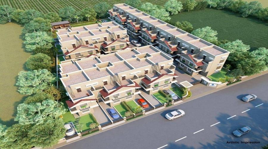 Bhagirath Sapphire Villa