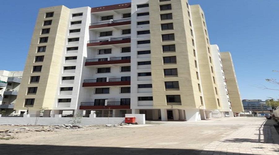 G M Patil Orchard Park Building A Wing A