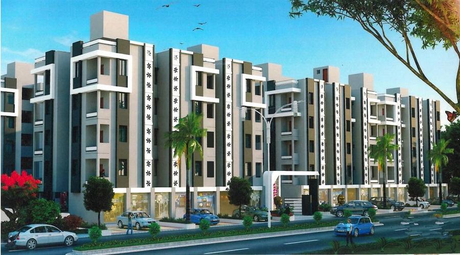 Shree Gajanand Shreenath Residency