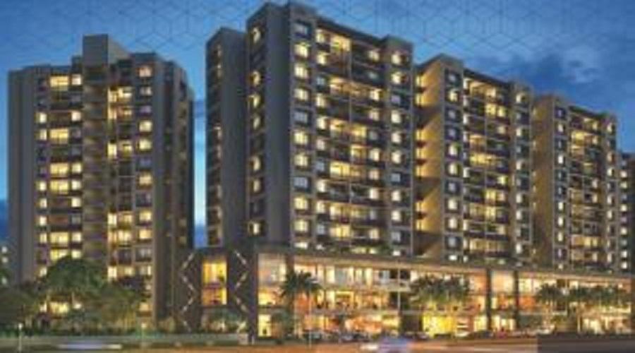 Aditi Sparsh Residency