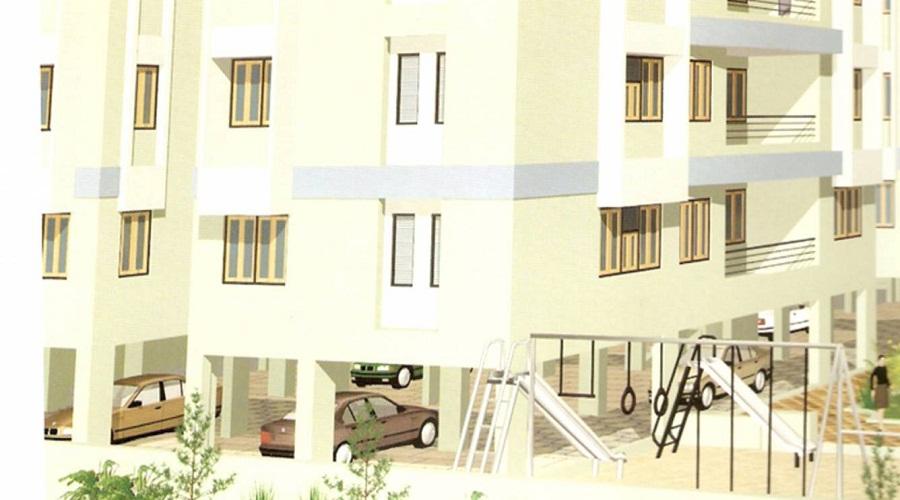 Sheladia Pushpavan Apartments