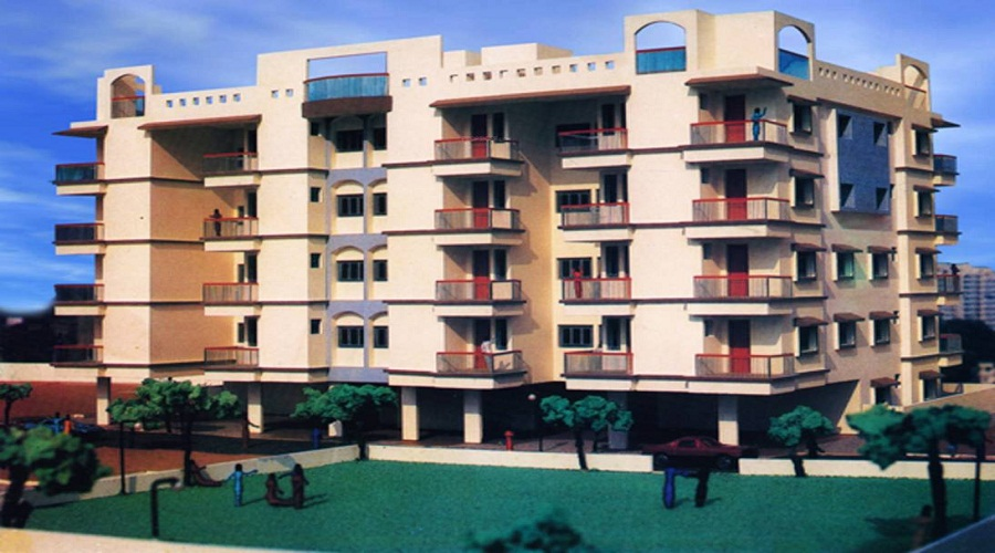 Aaryan Vandematram Appartment