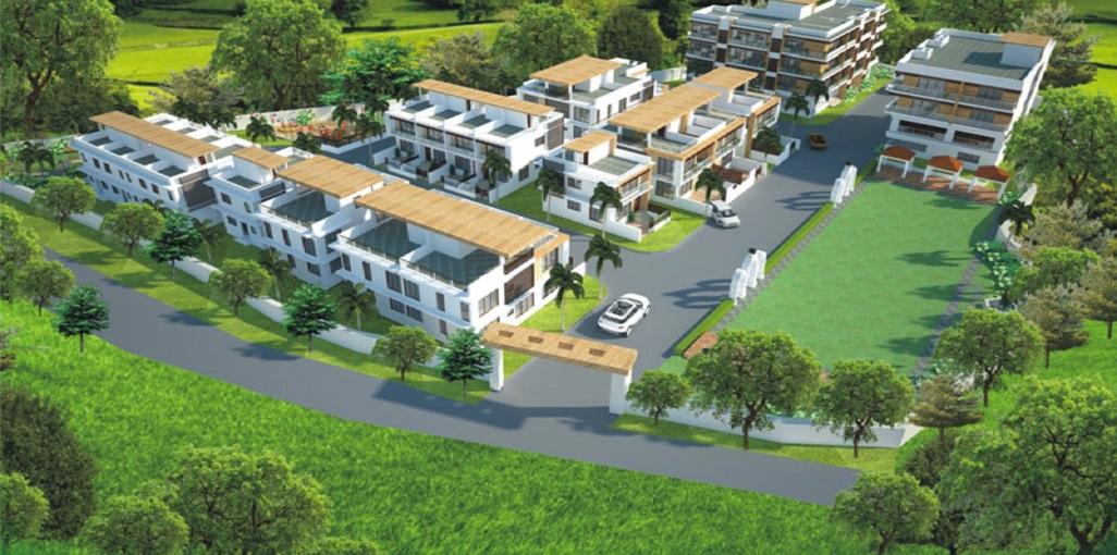 Jem Green Meadows Villa