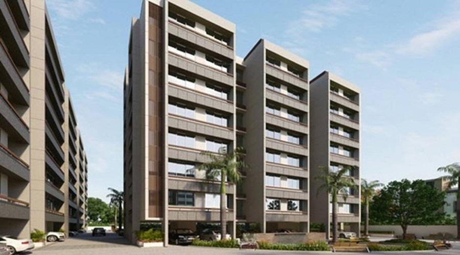 Nidhi Kuber Residency