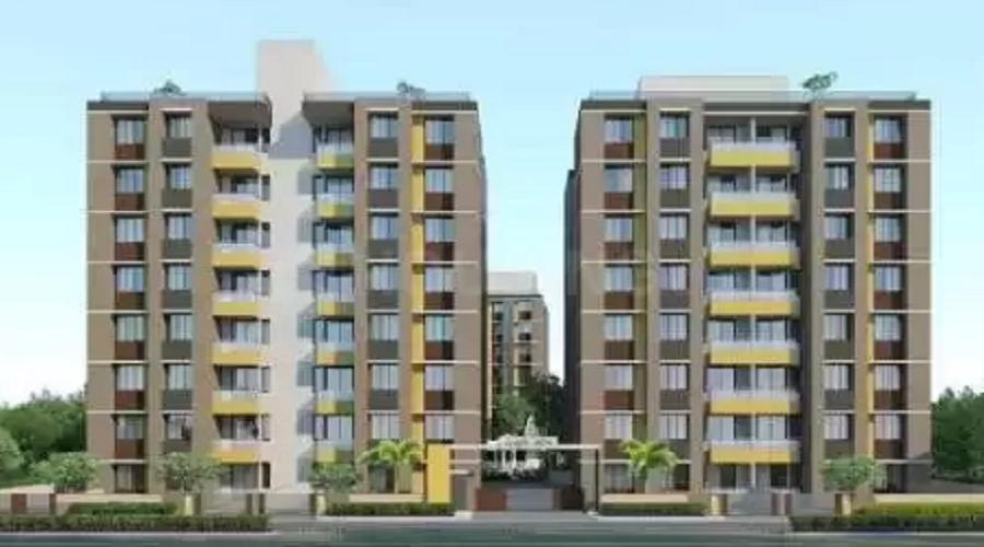 Kamnath Bansari Apartment
