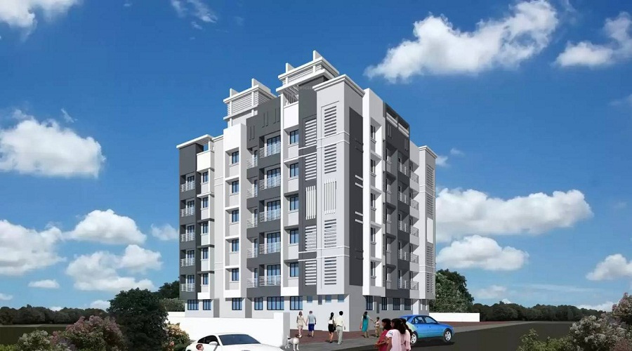 Redundant Virar Mahalaxmi Residency