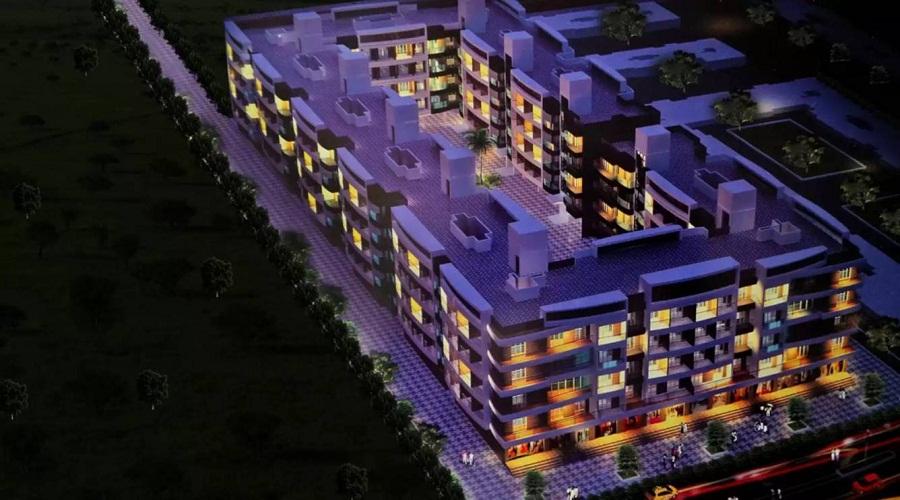 Sai Jayshree Krisha Apartment