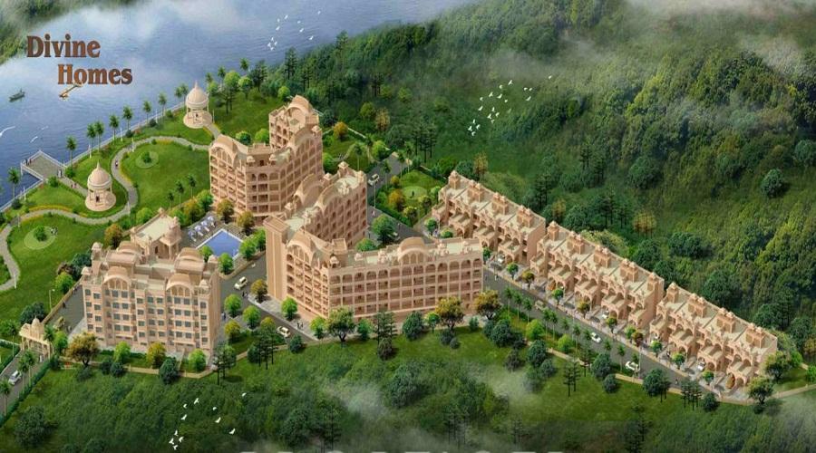 Sai Universal River Palace Villa