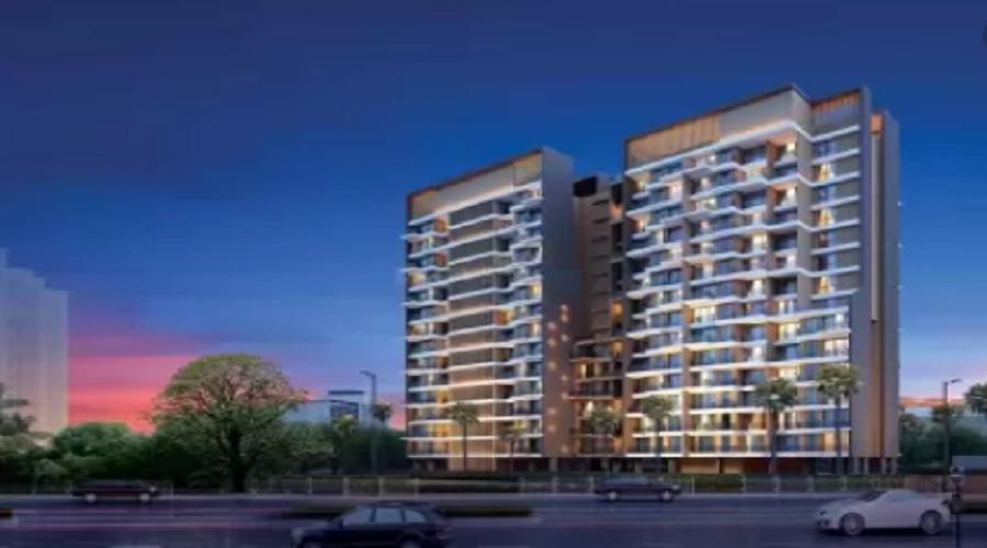 Mahavir Arcade Apartments