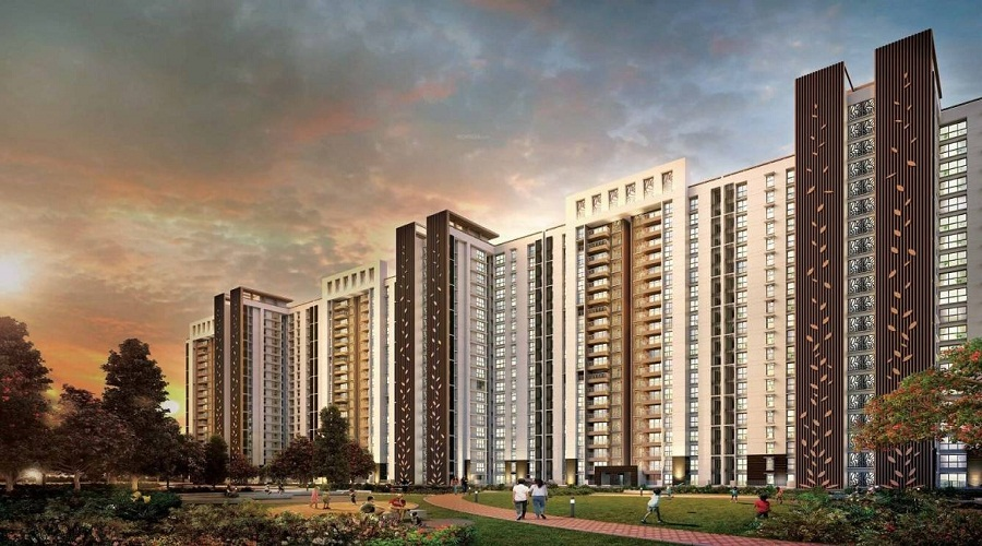 Lodha Upper Thane Woodlands G H I