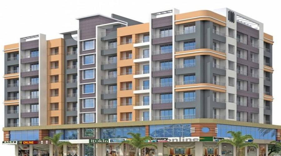 Shri Parrsssva Classic Apartment